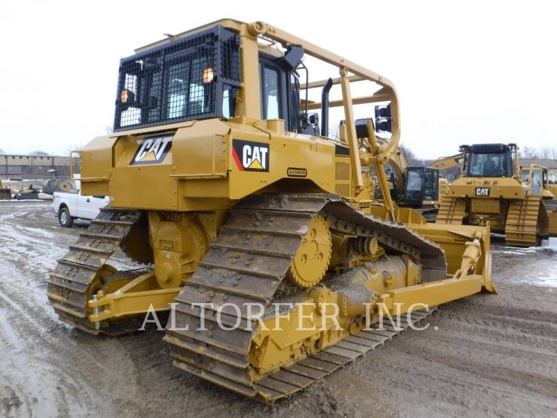 CATERPILLAR ブルドーザ D6T LGP equipment  photo 5