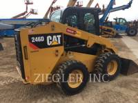 CATERPILLAR MINICARGADORAS 246DSR equipment  photo 8