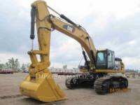 CATERPILLAR KOPARKI GĄSIENICOWE 340D2L equipment  photo 3