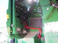 DEERE & CO. COMBINES S550 equipment  photo 18