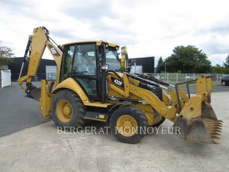 CATERPILLAR BACKHOE LOADERS 432F equipment  photo 4
