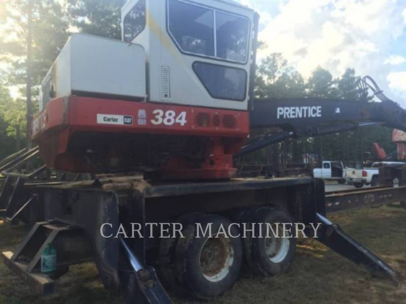 PRENTICE CARGADOR FORESTAL PRE 384TMS equipment  photo 4