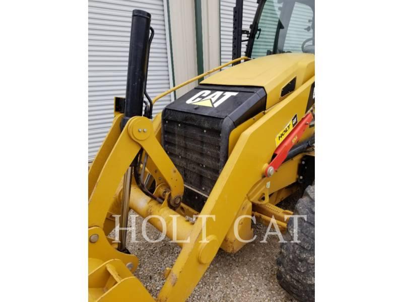 CATERPILLAR BAGGERLADER 420F C4E equipment  photo 2