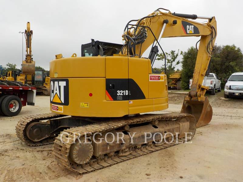 CATERPILLAR トラック油圧ショベル 321DLCR equipment  photo 10