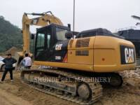 CATERPILLAR TRACK EXCAVATORS 326D2L equipment  photo 1