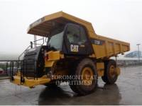 Equipment photo CATERPILLAR 773F ダンプ・トラック 1
