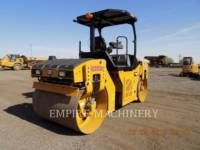 CATERPILLAR VIBRATORY DOUBLE DRUM ASPHALT CB7 equipment  photo 2