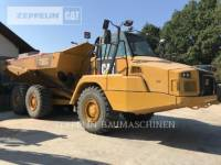 CATERPILLAR KNIKGESTUURDE TRUCKS 730C equipment  photo 6