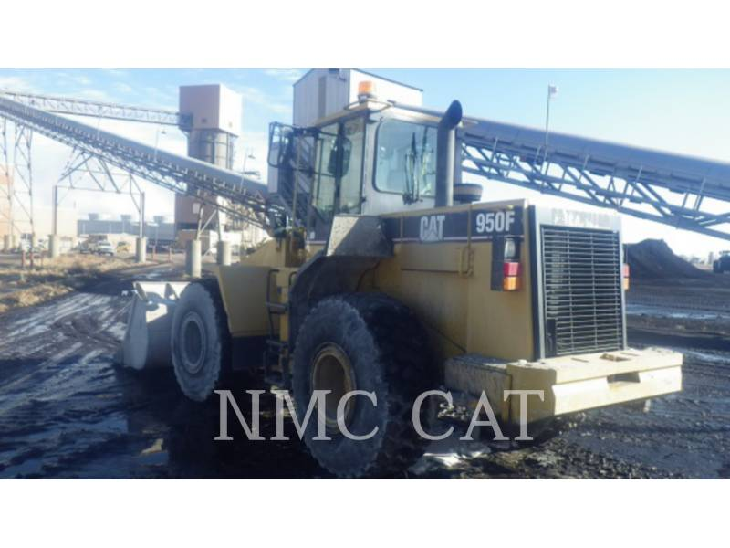 CATERPILLAR WHEEL LOADERS/INTEGRATED TOOLCARRIERS 950F equipment  photo 2