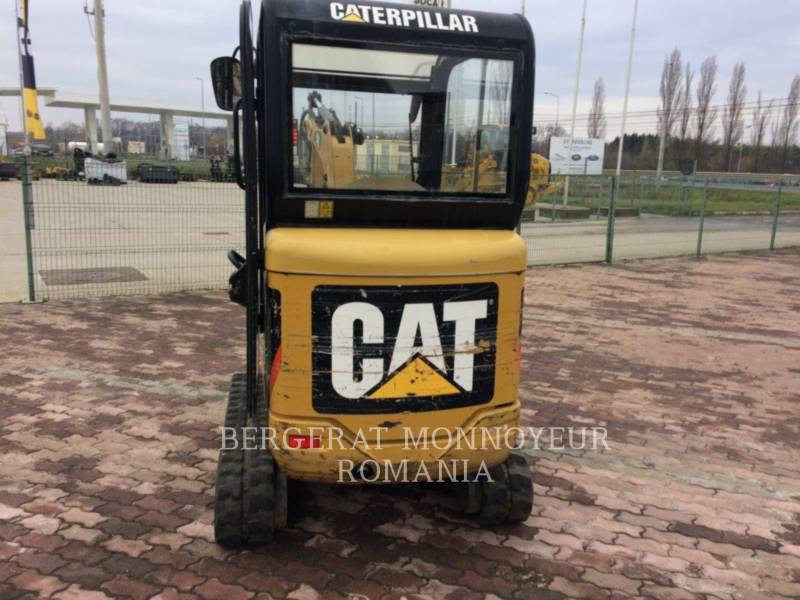 CATERPILLAR PELLES SUR CHAINES 301.8 C equipment  photo 2