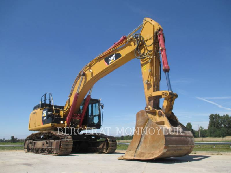 CATERPILLAR KOPARKI GĄSIENICOWE 349ELVG equipment  photo 1