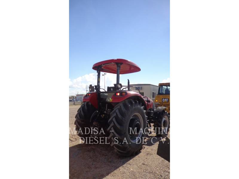 CASE/NEW HOLLAND TRACTEURS AGRICOLES JX90-4WD   equipment  photo 4