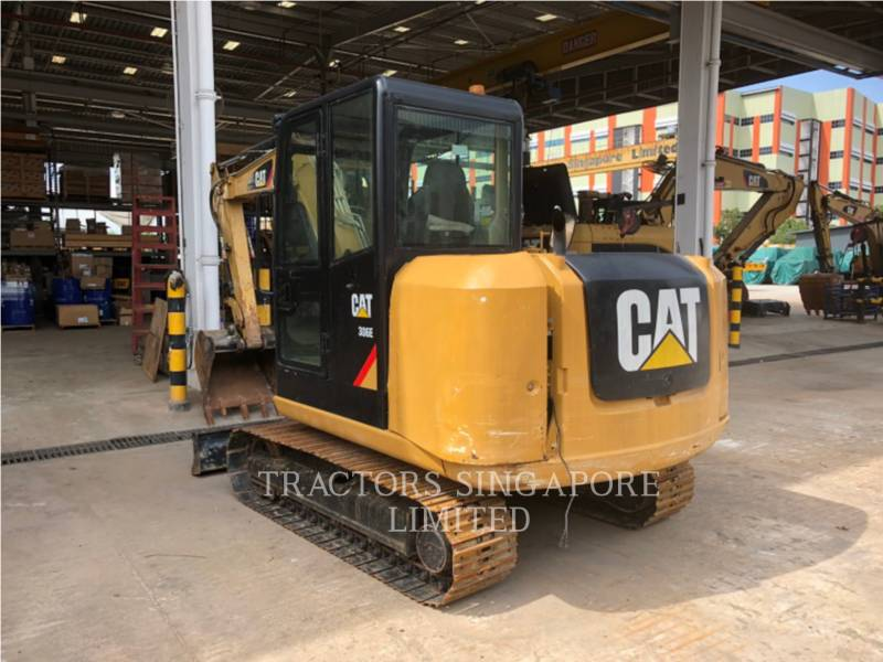 CATERPILLAR KETTEN-HYDRAULIKBAGGER 306E equipment  photo 7