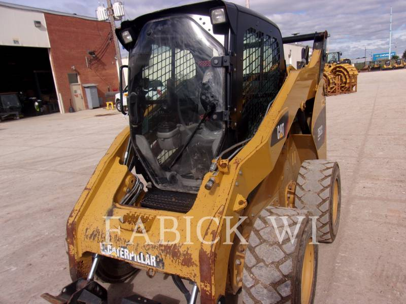CATERPILLAR MINICARGADORAS 262C2 equipment  photo 5
