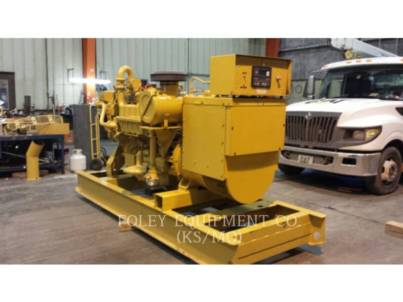 CATERPILLAR STATIONARY GENERATOR SETS G3406EP equipment  photo 4