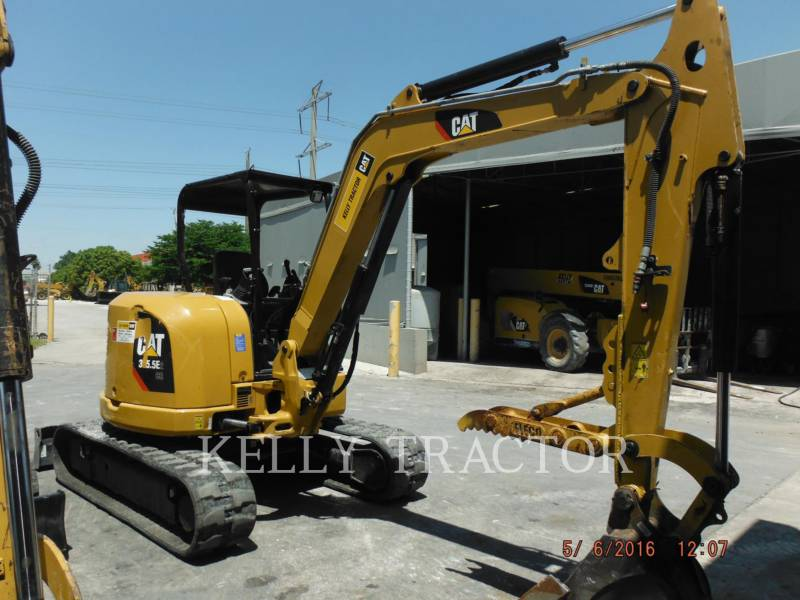 CATERPILLAR KETTEN-HYDRAULIKBAGGER 305.5E2CR equipment  photo 1