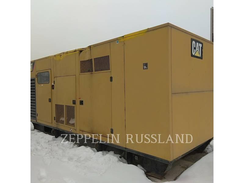 CATERPILLAR STATIONARY GENERATOR SETS 3412 EPG equipment  photo 2