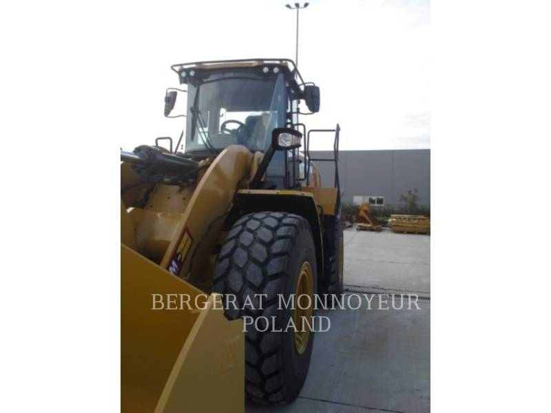 CATERPILLAR RADLADER/INDUSTRIE-RADLADER 962 M (2017) equipment  photo 4