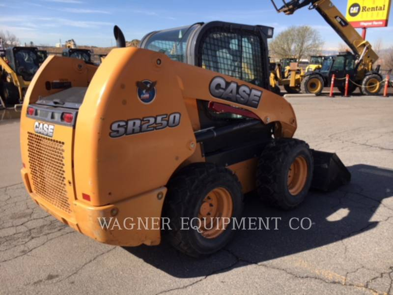 CASE SKID STEER LOADERS SR250 equipment  photo 5