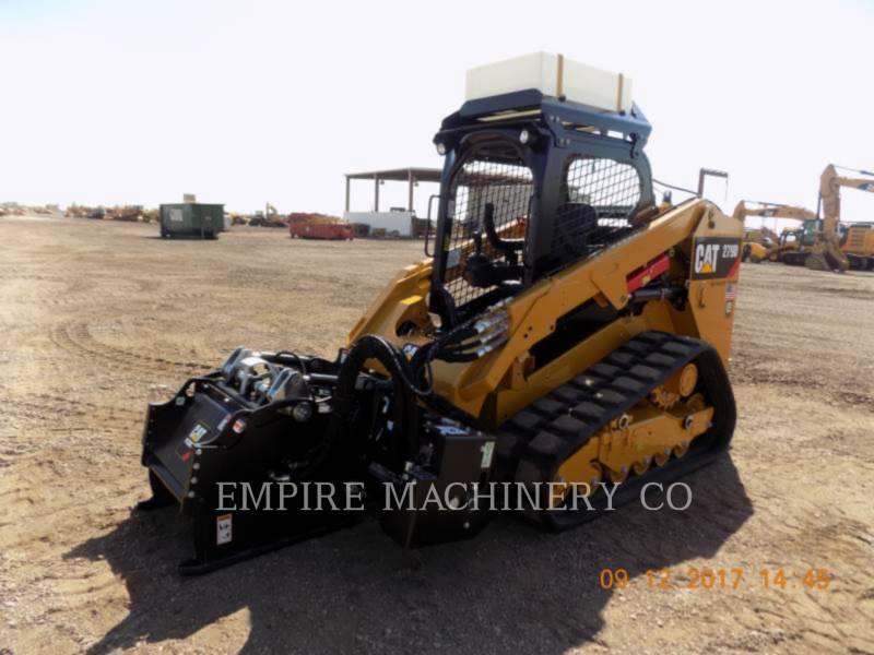 CATERPILLAR スキッド・ステア・ローダ 279D equipment  photo 4