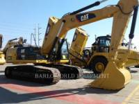 Equipment photo CATERPILLAR 329DL PELLES SUR CHAINES 1