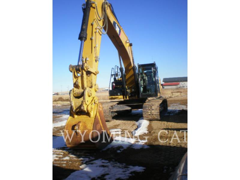 CATERPILLAR PELLES SUR CHAINES 329EL equipment  photo 1