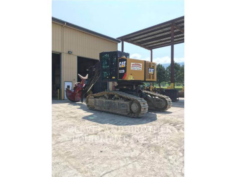 CATERPILLAR FOREST PRODUCTS 522B equipment  photo 4