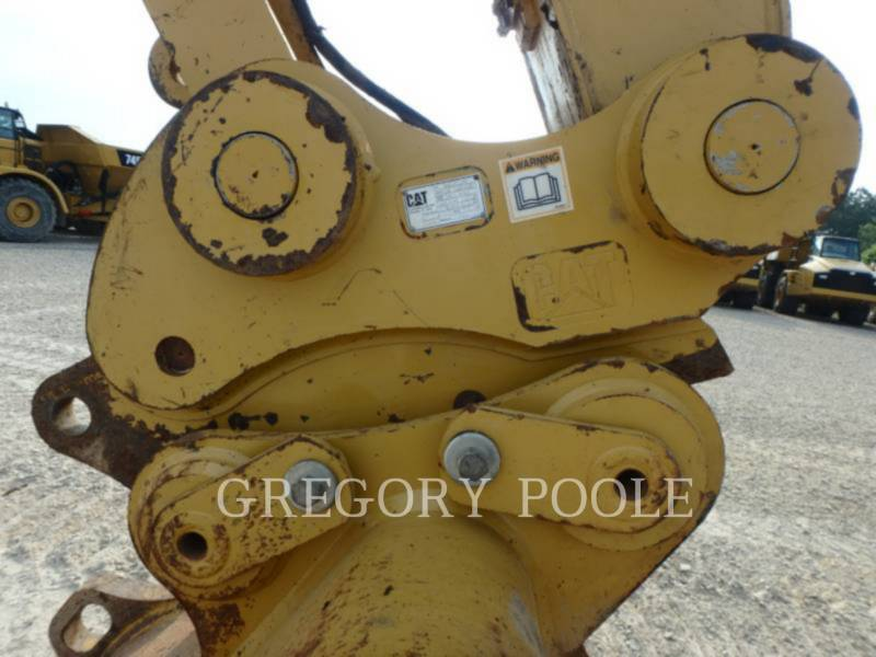 CATERPILLAR KETTEN-HYDRAULIKBAGGER 324E L equipment  photo 8