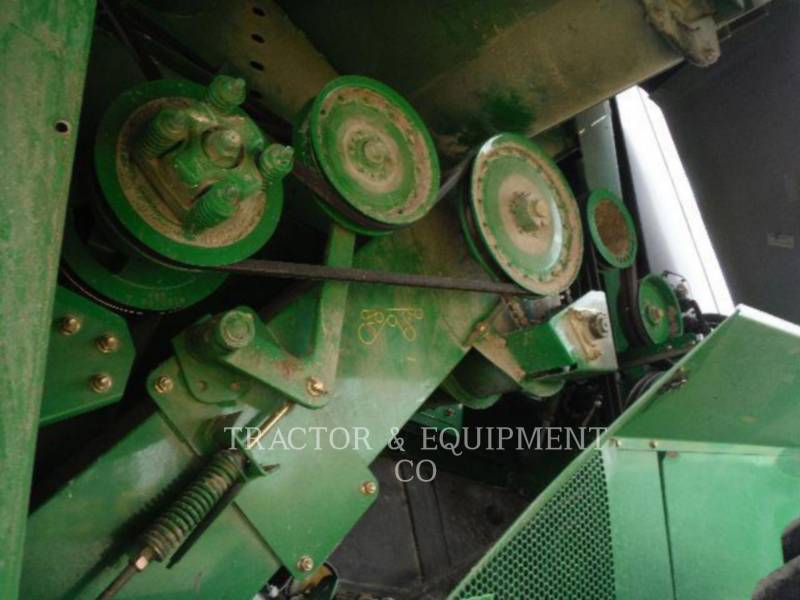 JOHN DEERE COMBINAZIONI 9760 equipment  photo 9