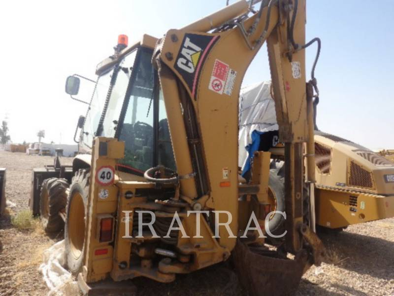 CATERPILLAR BACKHOE LOADERS 432 D POWERSHIFT equipment  photo 1