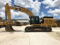 CATERPILLAR PELLES SUR CHAINES 349FL equipment  photo 2