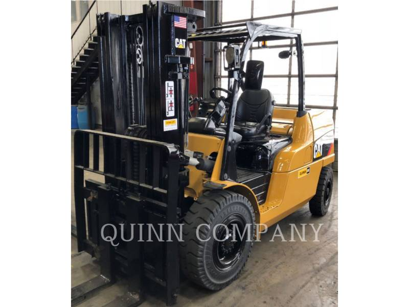 CATERPILLAR MITSUBISHI FORKLIFTS PD11000 equipment  photo 1