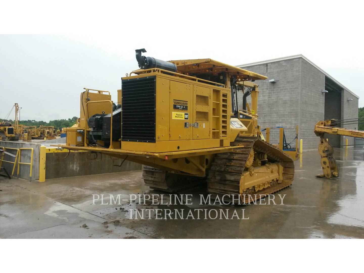 2013 Used CATERPILLAR D6NLGP