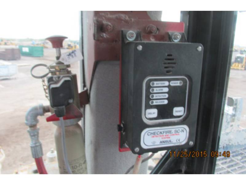 CATERPILLAR TRACK TYPE TRACTORS D11T equipment  photo 16