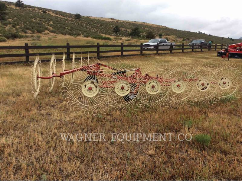 H&S MANUFACTURING CO. AG HAY EQUIPMENT CR12 equipment  photo 1
