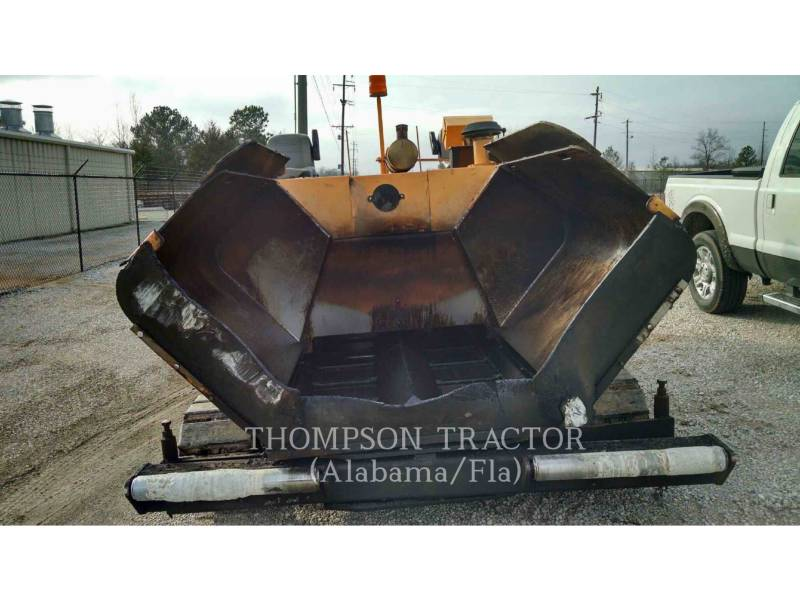 BLAW KNOX / INGERSOLL-RAND ASPHALT PAVERS PF1510 equipment  photo 13