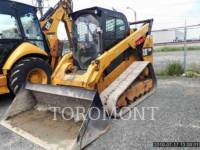 Equipment photo CATERPILLAR 299D2 DELTALADER 1