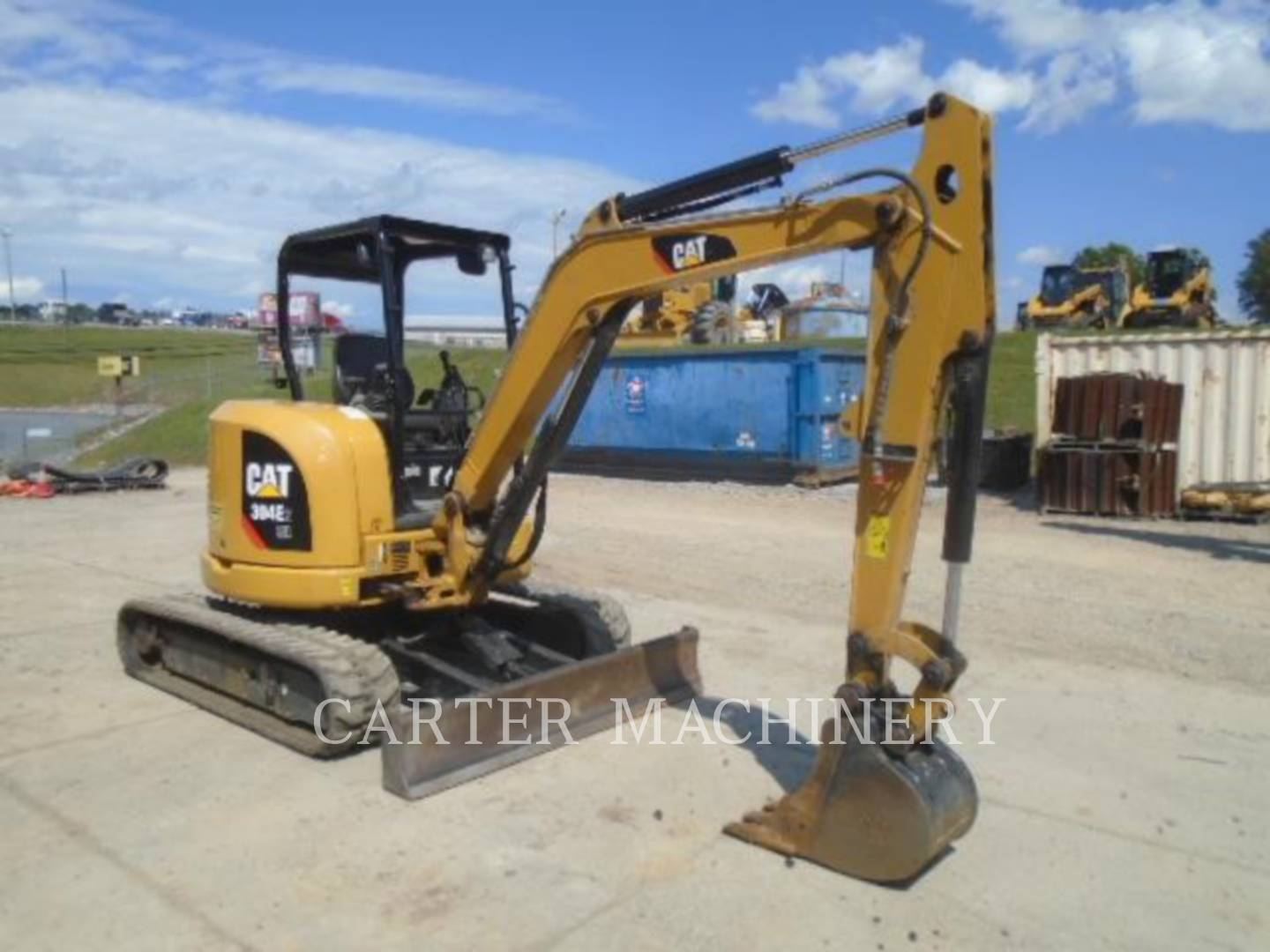 2015 CATERPILLAR 304E2CR