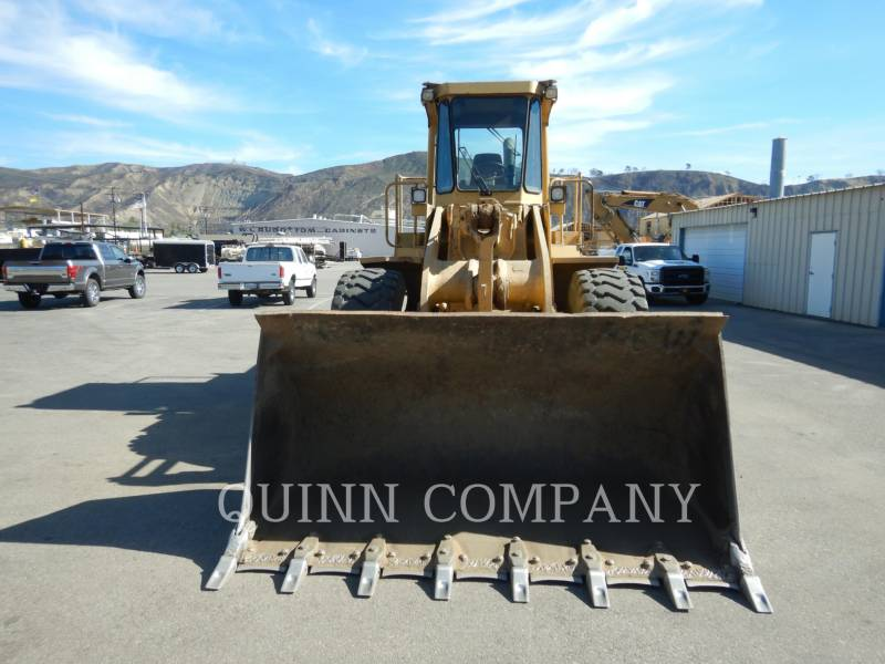 CATERPILLAR WHEEL LOADERS/INTEGRATED TOOLCARRIERS 950F equipment  photo 8