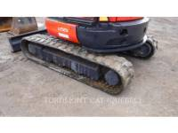 KUBOTA CORPORATION TRACK EXCAVATORS U55 equipment  photo 8
