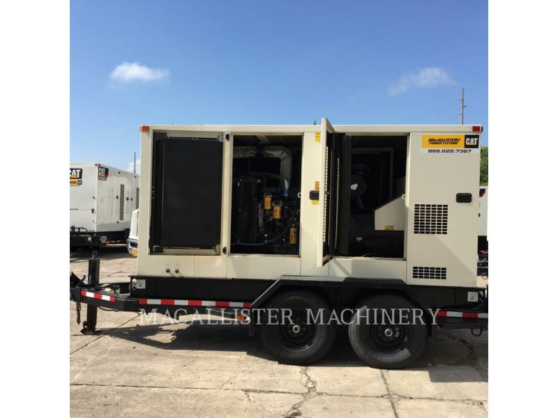 PERKINS PORTABLE GENERATOR SETS APS150 equipment  photo 1