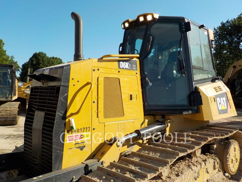 CATERPILLAR TRACTORES DE CADENAS D6K2 XL equipment  photo 2