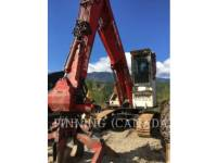 Equipment photo LINK-BELT CONST. LS4300 FORESTRY - LOG LOADERS 1