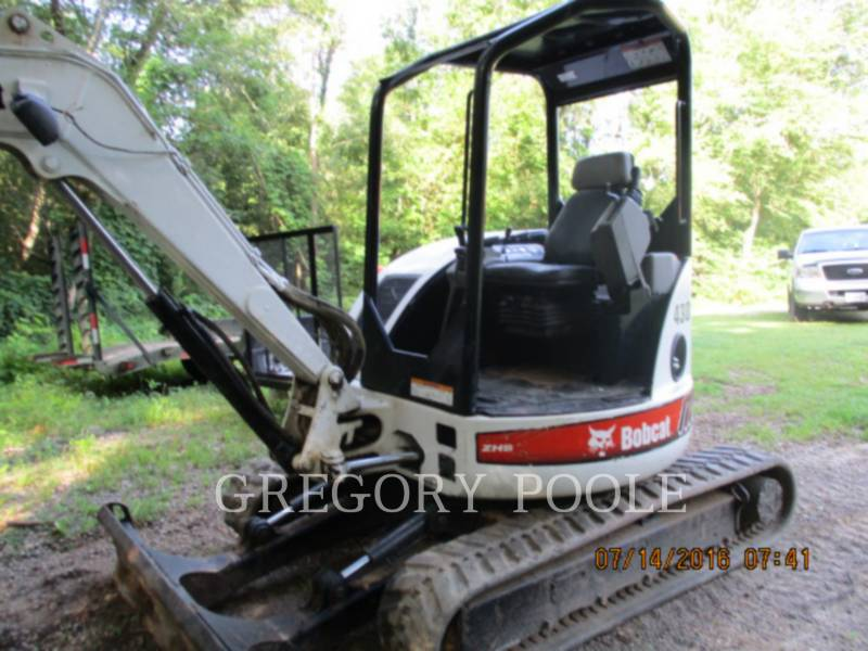 BOBCAT EXCAVADORAS DE CADENAS 430 BOB equipment  photo 1