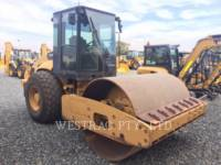 CATERPILLAR VIBRATORY SINGLE DRUM SMOOTH CS-563E equipment  photo 2