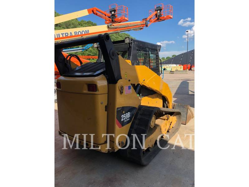 CATERPILLAR CHARGEURS TOUT TERRAIN 259B 3 equipment  photo 4