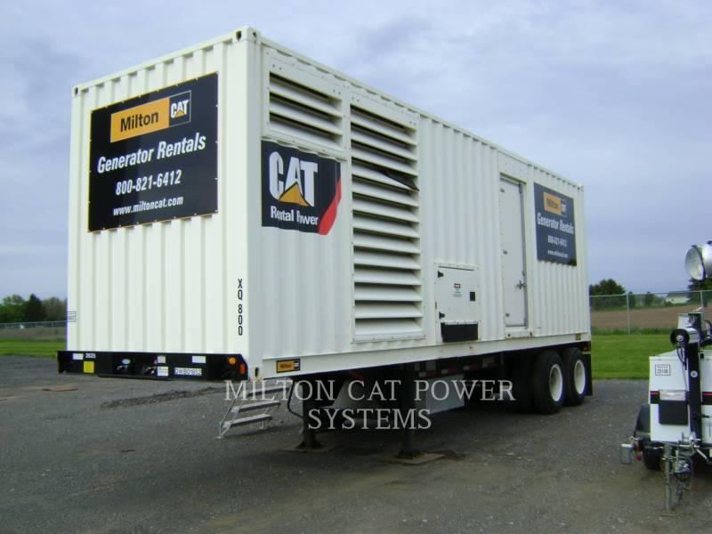 CATERPILLAR POWER MODULES XQ800 equipment  photo 1