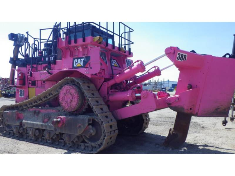 CATERPILLAR TRATORES DE ESTEIRAS D10T equipment  photo 6