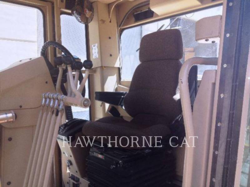 Caterpillar AUTOGREDERE 140HNA equipment  photo 6