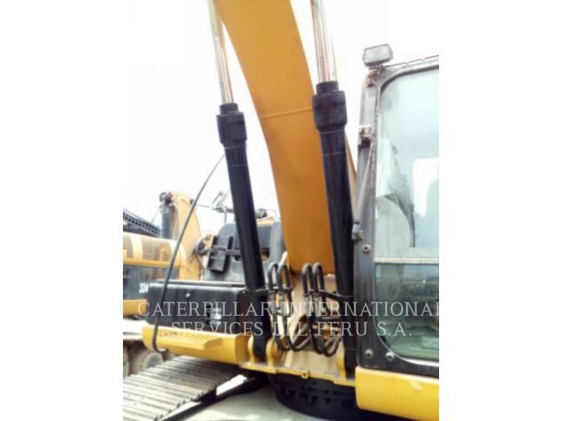 CATERPILLAR EXCAVADORAS DE CADENAS 320 D 2 REACH equipment  photo 8